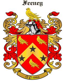 FEENEY family crest