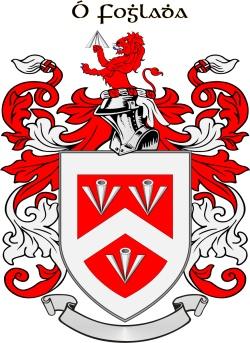 FOLEY family crest