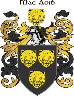 MAGEE family crest