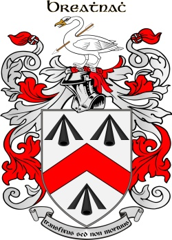 WALSHE family crest